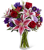 The Stunning Beauty Bouquet