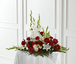 Crimson & White Arrangement